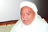 The late Hadj Salem (Peace be upon him)